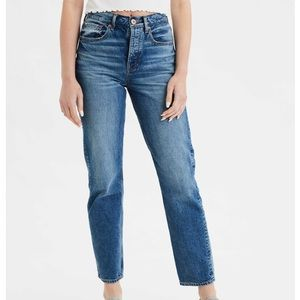 📍American Eagle Outfitters 90s Boyfriend Jeans